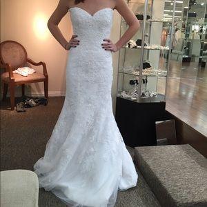 Mori Lee by Madeline Gardner wedding gown